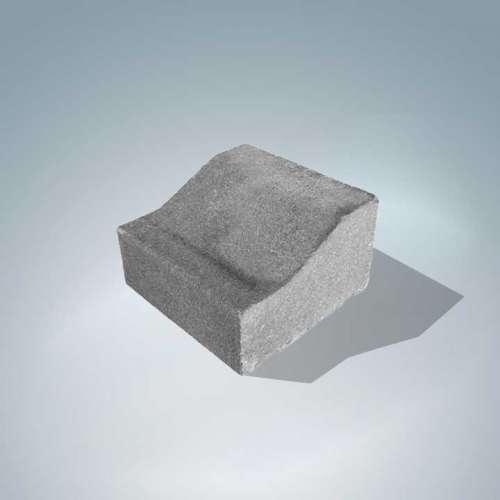 Barabás K-szegély 25x25x15 cm