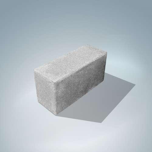 Barabás süllyesztett szegély 40x20x15 cm